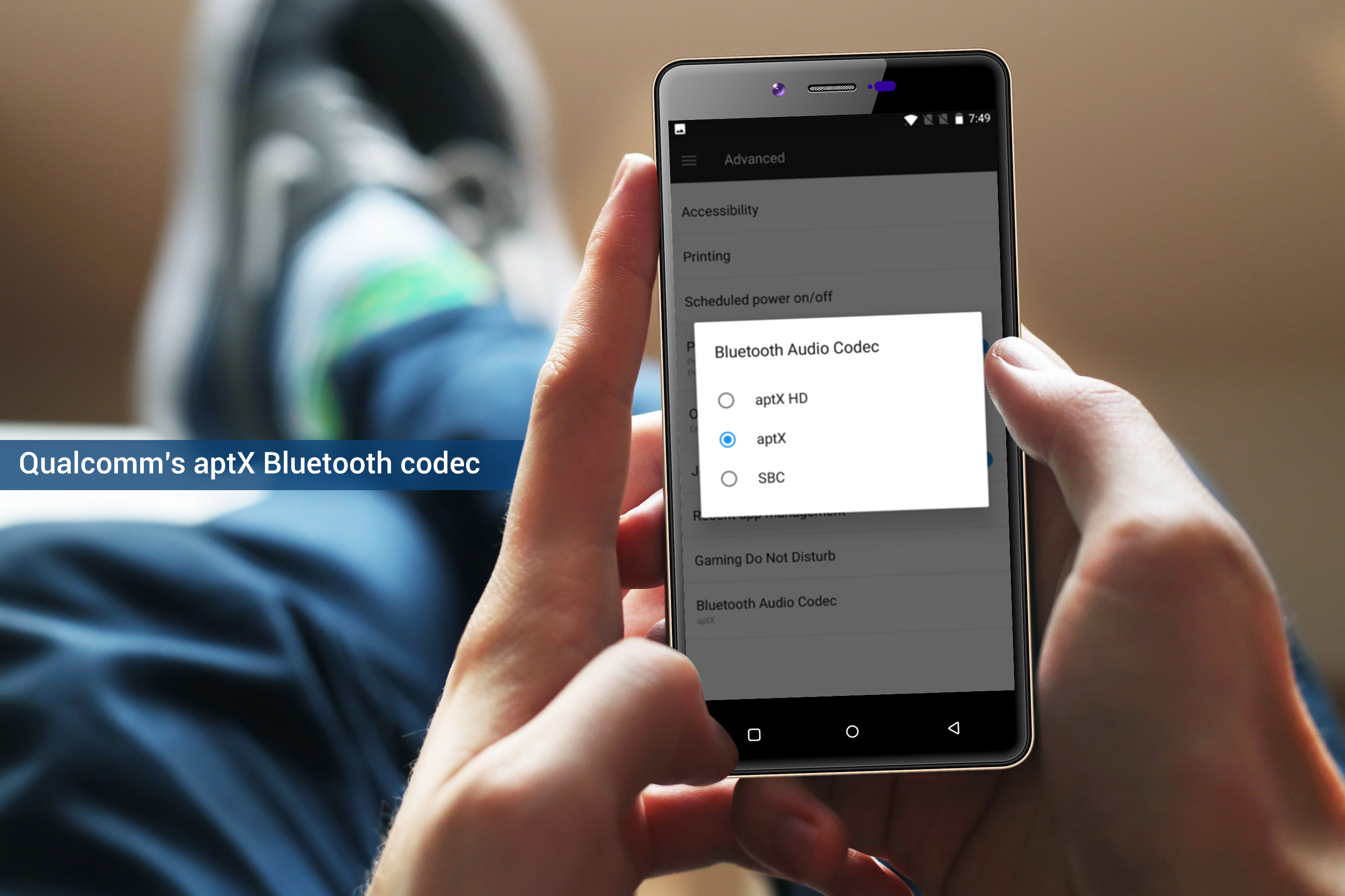 Exploring Qualcomm's aptX Bluetooth codec Part 2